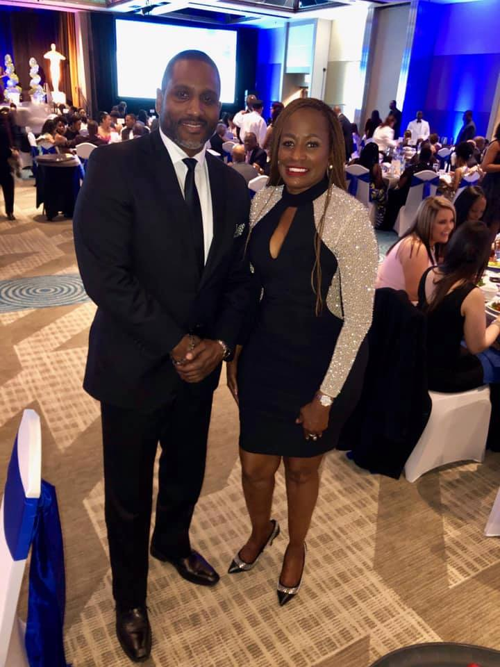 African American Chamber of Commerce 2019 Eagle Award