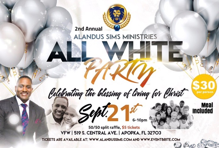 All White Party